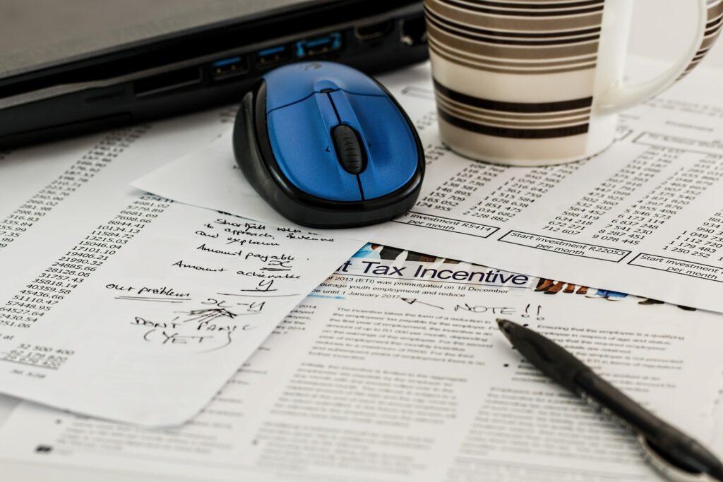Accounting Homework