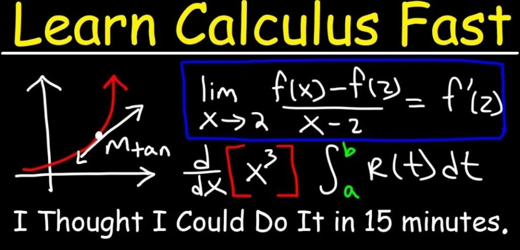 Need Calculus Homework Help? Here Are 7 Tips to Help You Make the Grade