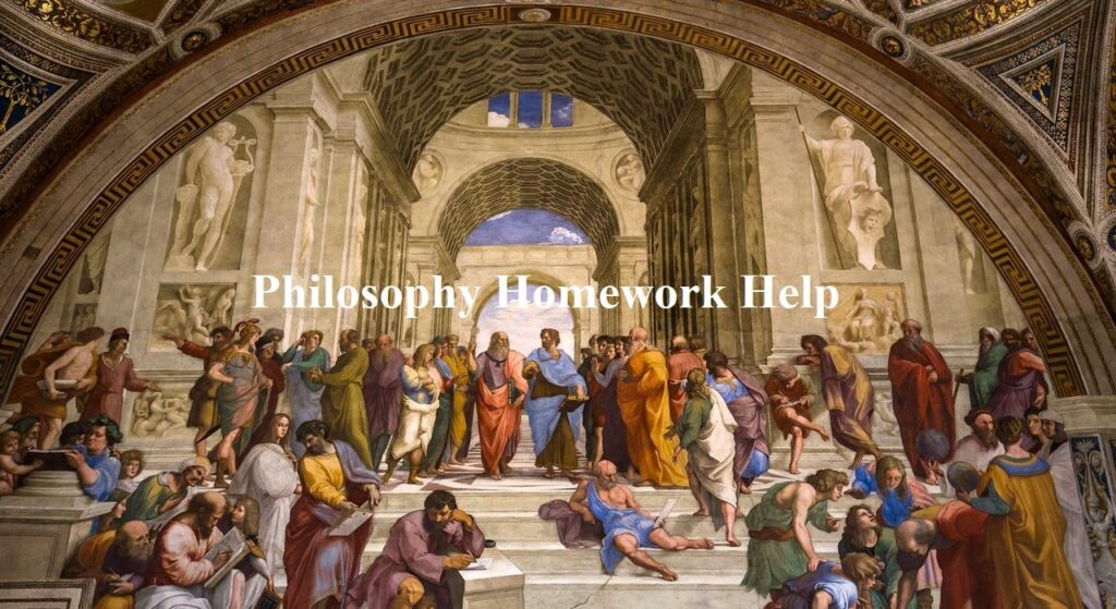 Things To Avoid In Your Philosophy Homework